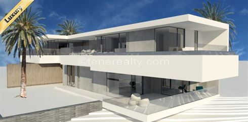 Villa 1885000 Euros 4 Bedrooms 4 Bathrooms Reference 400-556 Build: 250 m2