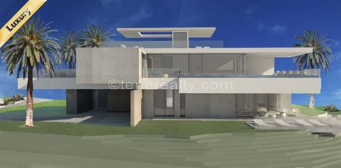 Villa 1920000 Euros 4 Bedrooms 4 Bathrooms Reference 400-557 Build: 250 m2