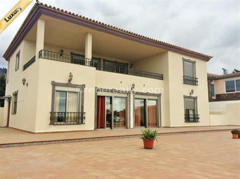 Villa 1300000 Euros 5 Bedrooms 3 Bathrooms Reference 500-011 Build: 360 m2