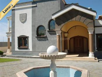 Villa 2625000 Euros 5 Bedrooms 6 Bathrooms Reference 500-091 Build: 1300 m2
