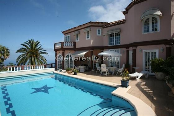Villa 1190000 Euros 5 Bedrooms 3 Bathrooms Reference 500-113 Build: 400 m2