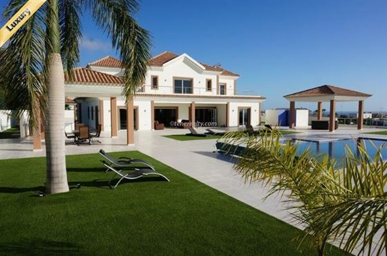 Villa 3200000 Euros 5 Bedrooms 7 Bathrooms Reference 500-118 Build: 400 m2