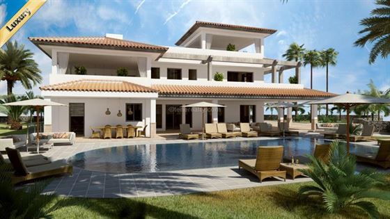 Villa 3500000 Euros 7 Bedrooms 9 Bathrooms Reference 700-484 Build: 690 m2