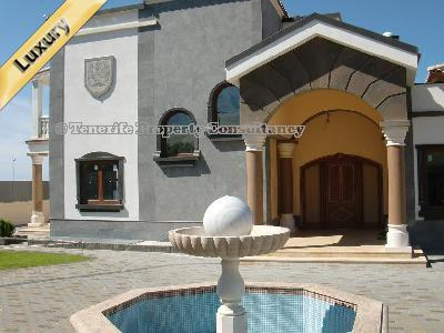 Luxury Villa Magnificent Mansion Adeje Golf property